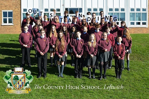 14a43e2fbe The County High School, Leftwich